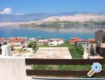 Apartments Satrak - ostrov Pag Croatia