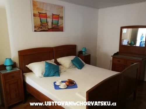 Apartamenty Summer Breeze - ostrov Pag Chorwacja