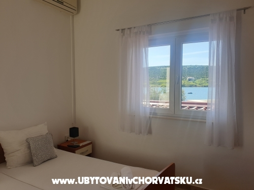 Appartements Toni - ostrov Pag Croatie