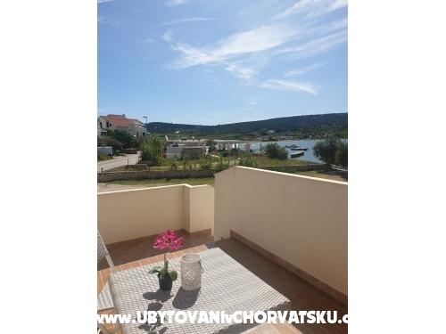Apartmány Toni - ostrov Pag Chorvatsko