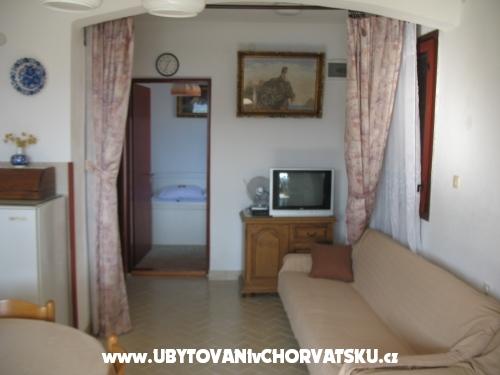Apartm�ny Vera - ostrov Pag Chorvatsko