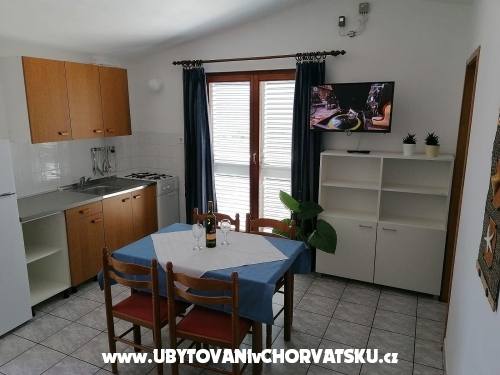 Appartements Vicković - ostrov Pag Kroatien