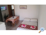 Appartements Vickovi� - ostrov Pag Kroatien