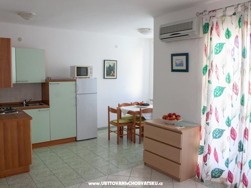 Апартаменты Villa Ana - ostrov Pag Хорватия