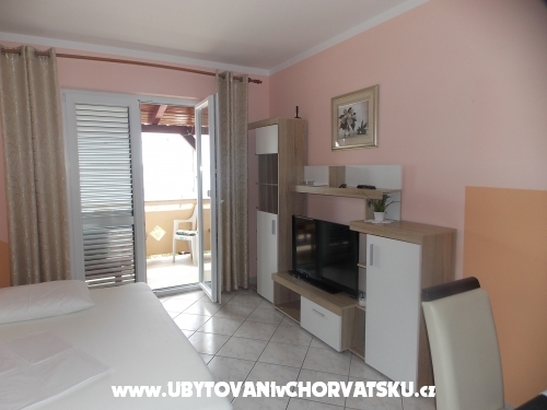 апартаменты VIVIEN < 9 апартаменты > - ostrov Pag Хорватия