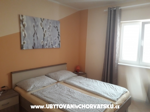 Apartmány VIVIEN < 9 Apartmány > - ostrov Pag Chorvatsko