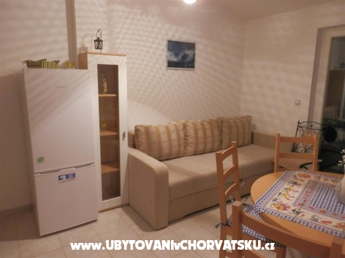 Appartements Milla - ostrov Pag Kroatien
