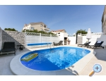 Haus with swimming pool - ostrov Pag Kroatien
