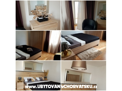 Appartements Jasna - ostrov Pag Croatie