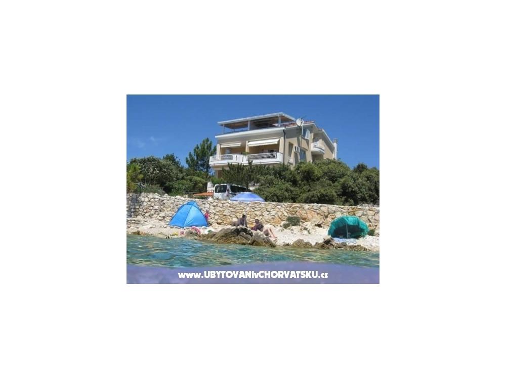 Jasenka Marcelja - ostrov Pag Horvátország