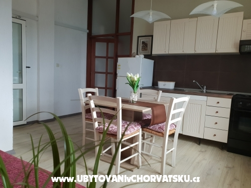 апартаменты Jasna - ostrov Pag Хорватия
