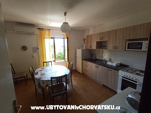 Appartements MM - ostrov Pag Kroatien