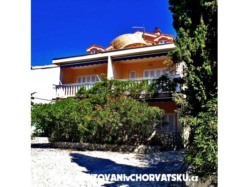 Rijecka - ostrov Pag Chorvatsko