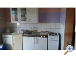 Appartements Luce - ostrov Pag Kroatien
