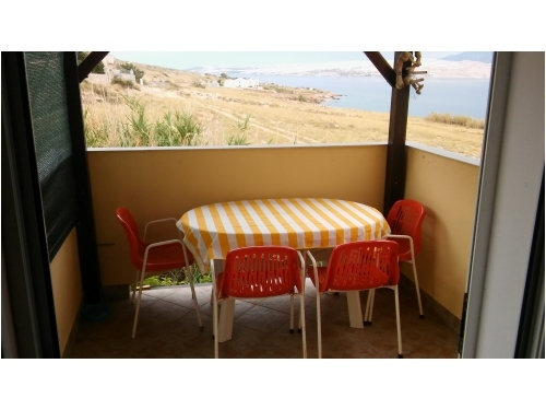 Apartments Luce - ostrov Pag Croatia