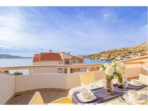 Slađana - ostrov Pag Hrvatska