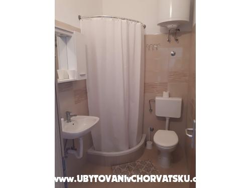 комнаты Magdalena - ostrov Pag Хорватия