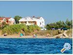 Sirena - ostrov Pag Kroatien