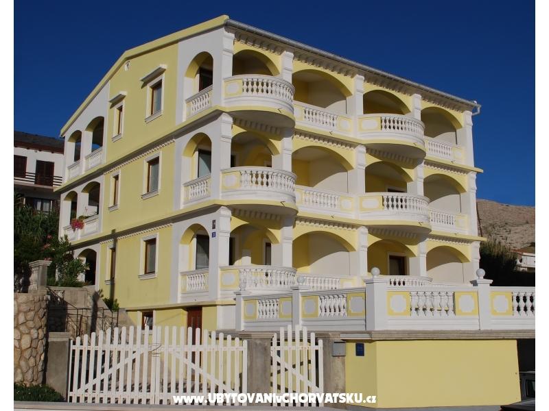 Villa Ana Pag - ostrov Pag Croatia