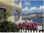 Villa Ana Pag - ostrov Pag Kroatien
