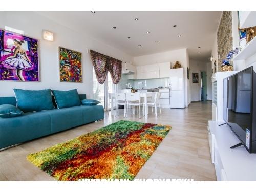 Villa Boutique Nirvana - ostrov Pag Chorvátsko