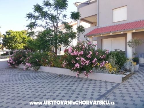 Villa Franci - ostrov Pag Chorwacja