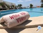 White Villa Violeta - ostrov Pag Chorvatsko