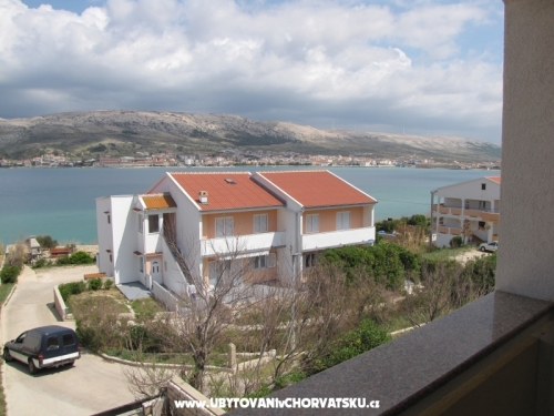 Apartments Mario - ostrov Pag Croatia