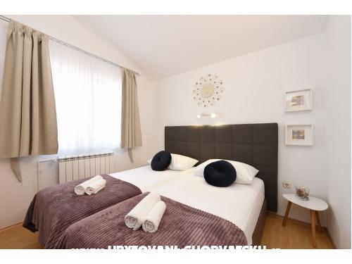 Amari apartments - Starigrad Paklenica Croatie