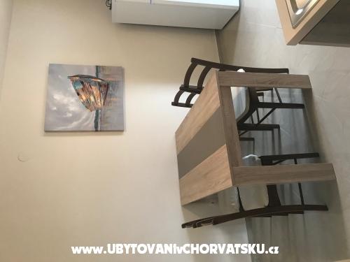 Apartma BRAGOC - Starigrad Paklenica Hrvaška