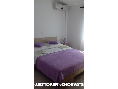 Apartmán Maja - Starigrad Paklenica Chorvatsko