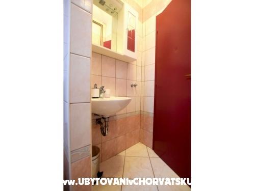 Apartmány Adriana - Starigrad Paklenica Chorvátsko