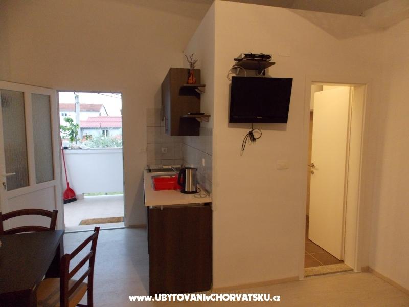 Apartmány Antonija - Starigrad Paklenica Chorvatsko