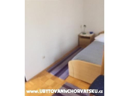 Apartmány BILI - Starigrad Paklenica Chorvatsko