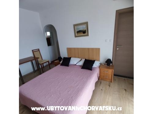 Apartmány Buco - Smiljana - Starigrad Paklenica Chorvatsko