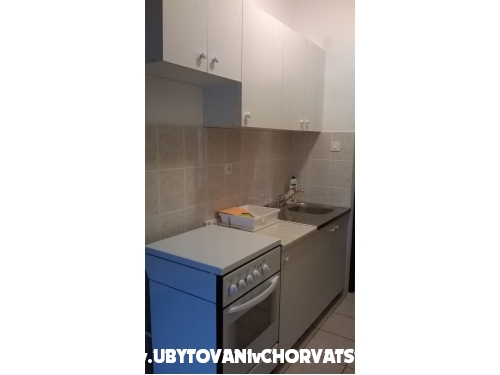 Apartmanok Luka & Lea - Starigrad Paklenica Horvátország