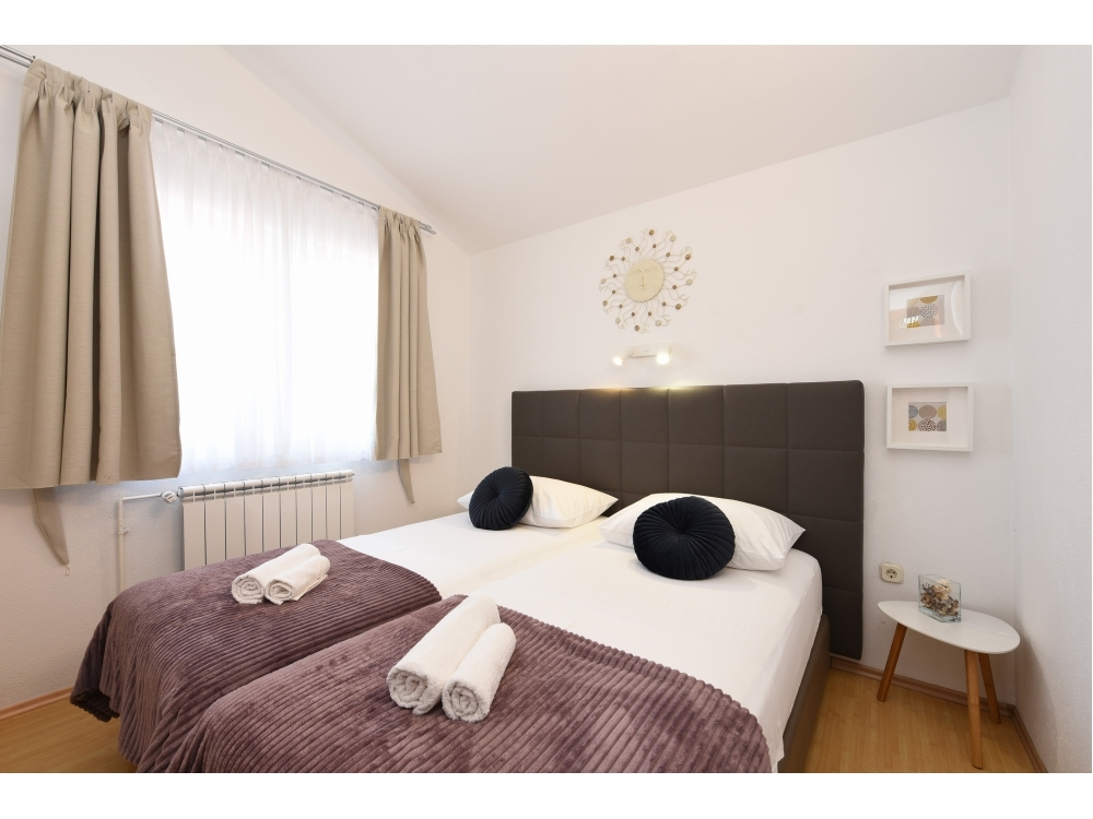 Apartmán - Starigrad Paklenica Chorvatsko