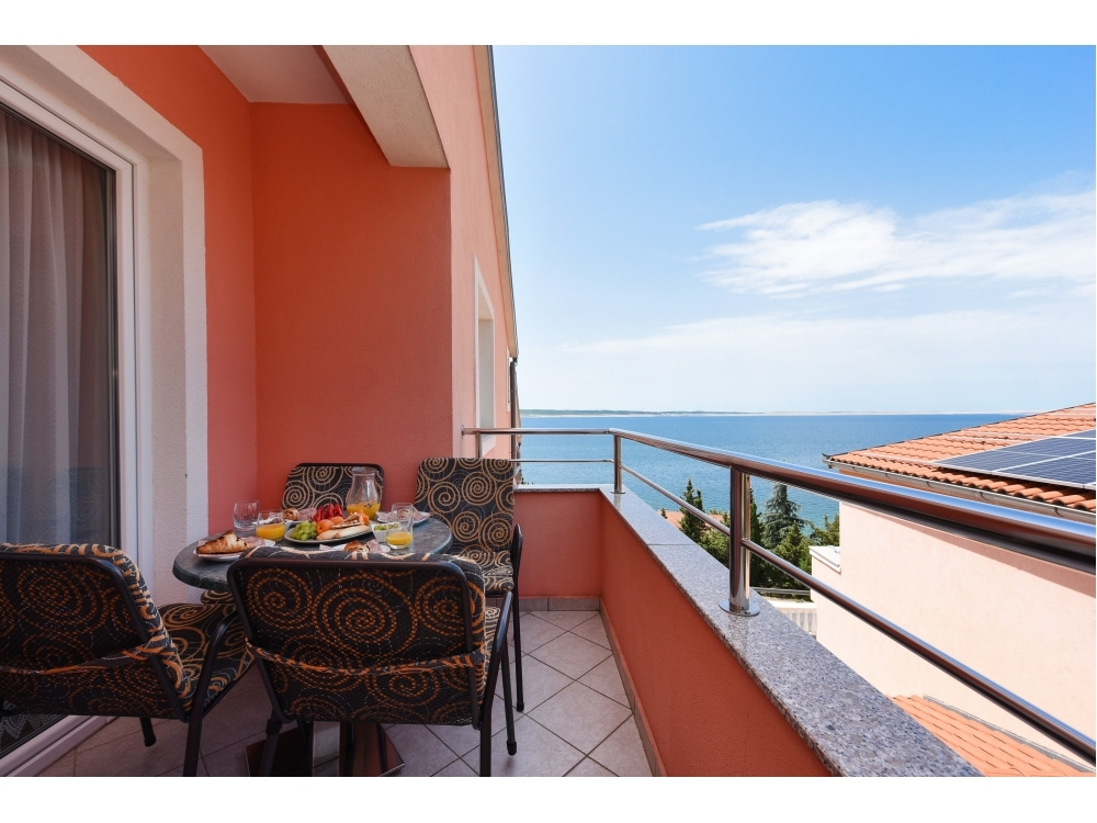 Apartmán - Starigrad Paklenica Chorvátsko