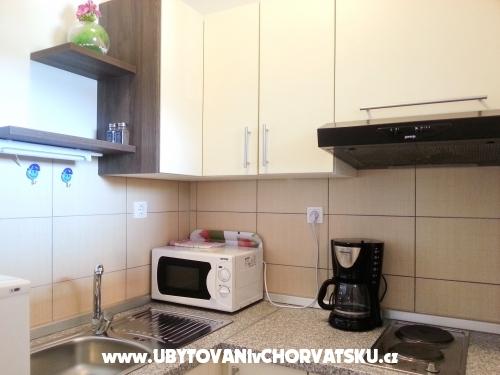 апартаменты Marta - Starigrad Paklenica Хорватия