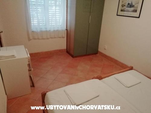 Apartmány Mia - Starigrad Paklenica Chorvátsko
