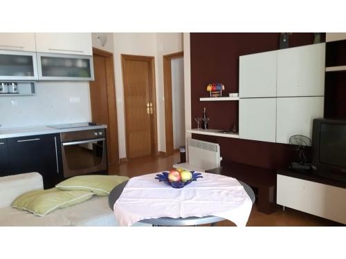 Apartmány Tica - Starigrad Paklenica Chorvatsko