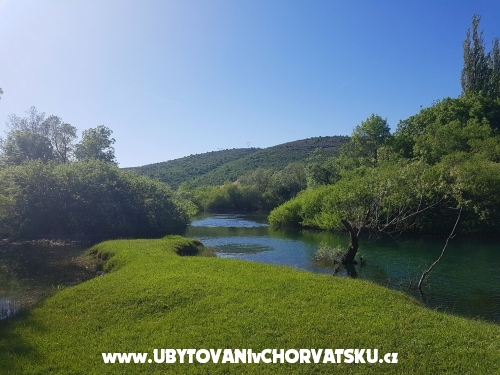 Apartmány Tomic - Starigrad Paklenica Chorvatsko