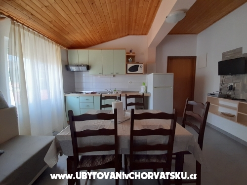 Appartements Tomic - Starigrad Paklenica Croatie