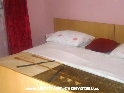 Apartmány Velebit - Starigrad Paklenica Chorvatsko