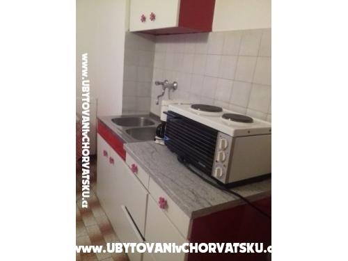 Apartmány Vitrenik - Starigrad Paklenica Chorvatsko