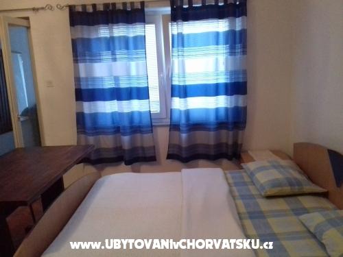 Apartmány Vitrenik - Starigrad Paklenica Chorvátsko
