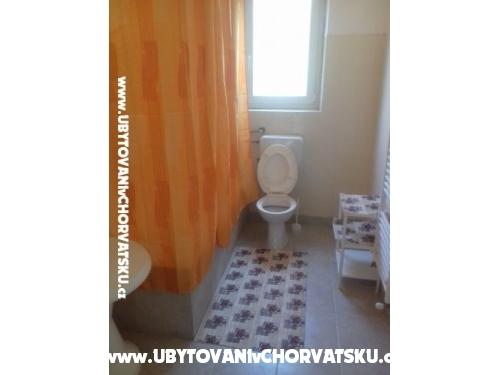 Appartements Vitrenik - Starigrad Paklenica Kroatien