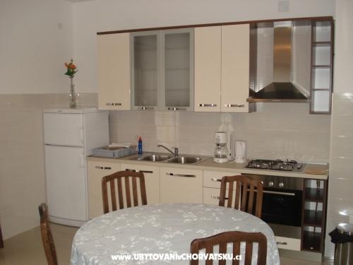 Apartmány Zdenka - Starigrad Paklenica Chorvátsko