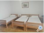 Apartmány Dado - Starigrad Paklenica Chorvatsko