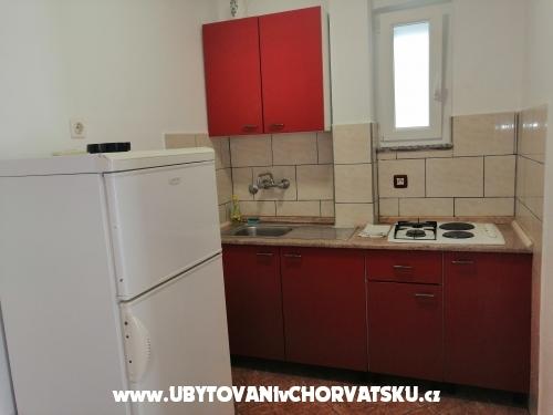 Apartm�ny Dado - Starigrad Paklenica Chorv�tsko